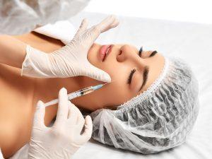 процедура укола ботокса для устранения морщин