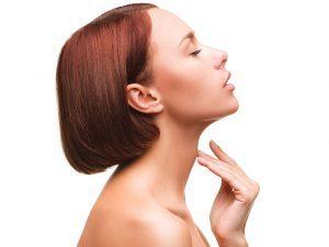 Ультразвуковой лифтинг шеи для подтянутой кожи