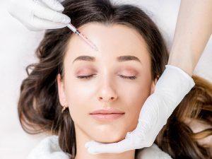 инъекции гиалуроновой кислоты лоб