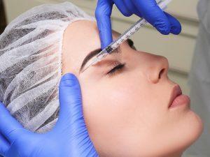приподнять брови ботоксом