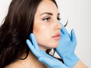 уменьшение носа с помощью инъекций