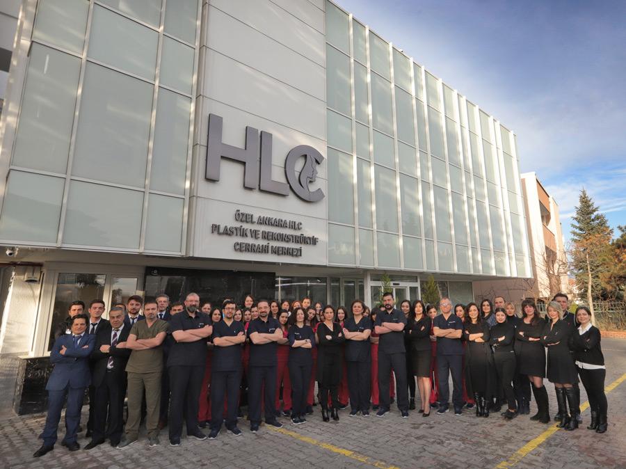 Врачебный состав клиники HLC