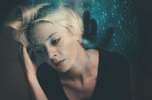 Выпадение волос у женщин из-за стресса