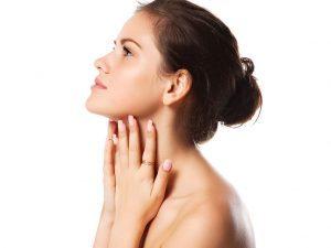 не хірургічні процедури підтяжки шиї