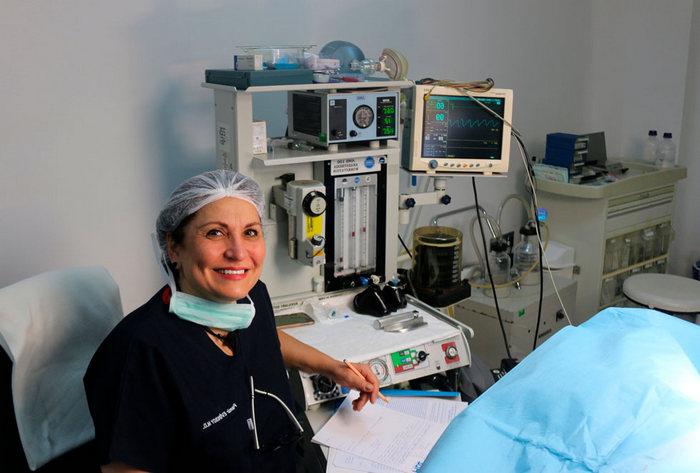 практикующий анестезиолог клиники HLC