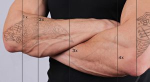 зведення татуювання лазером