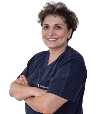 Доктор Памир Эвинсон, трихолог клиники HLC