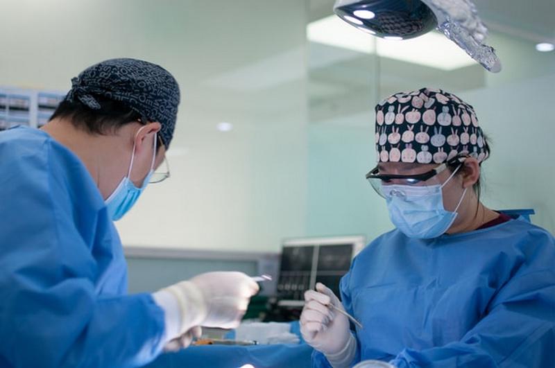 як проходить операція септопластики
