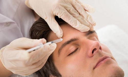 уколы ботокса для лечения мигреней и головной боли