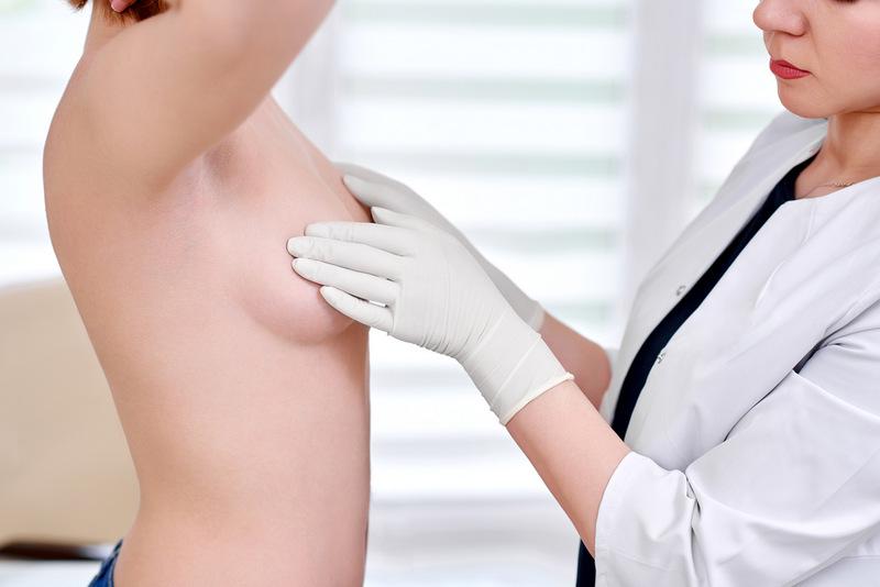 стоимость подтяжки груди