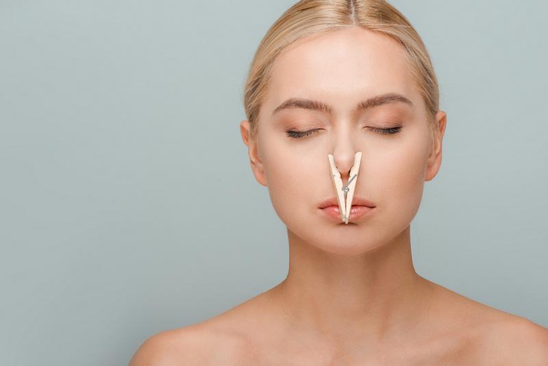 радіохвильовий спосіб лікування закладеності носа