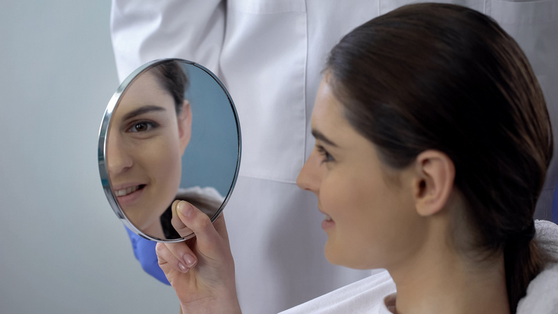 ефект після ендоскопічної підтяжки брів