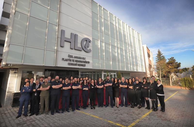 Клініка HLC по збільшенню грудей в Туреччині