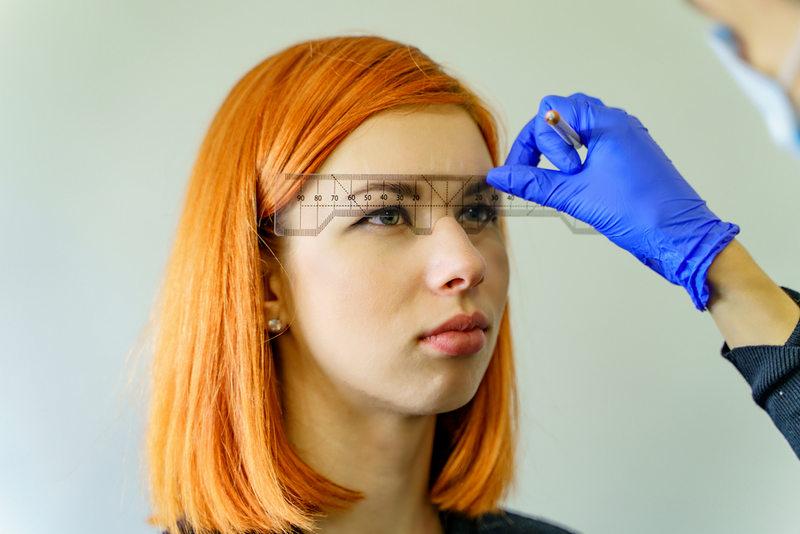 методи підтяжки брів