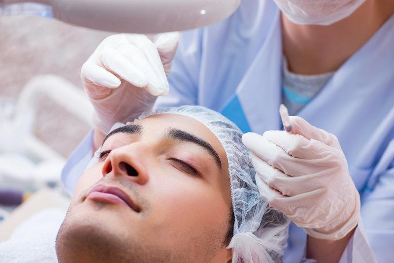 проведення процедури prp-терапії