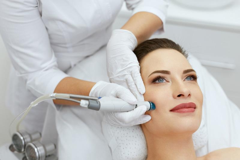 восстановление кожи после лазерного омоложения