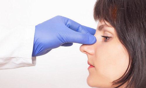 опасность искривления носовой перегородки