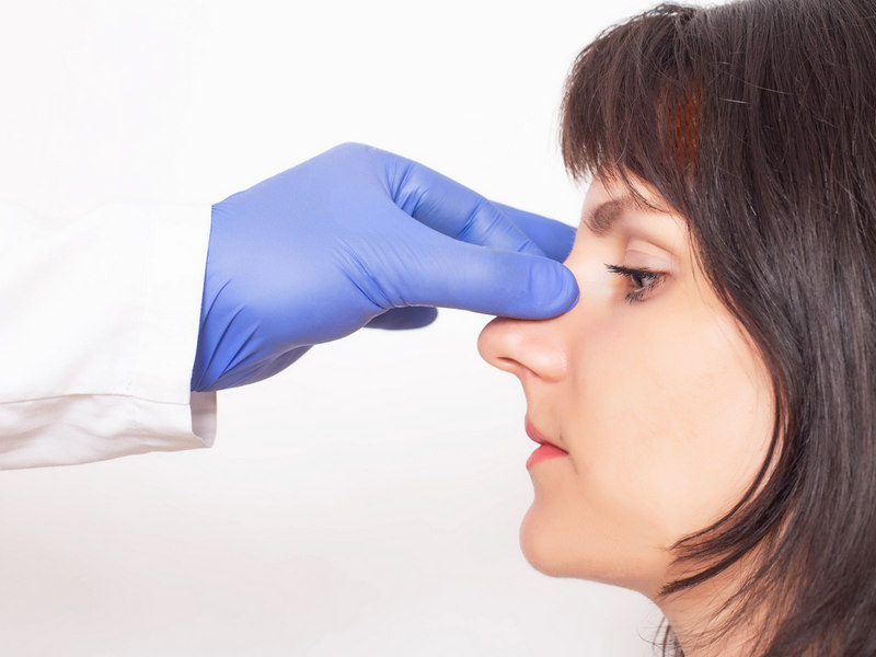 викривлення носової перегородки: наслідки